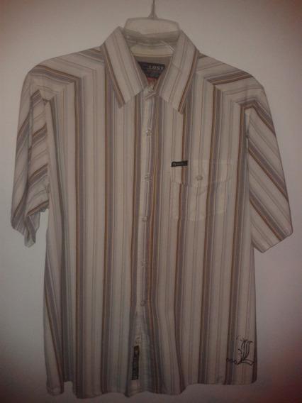 Camisa Hombre .manga Corta. T S.medidas.san Isidro