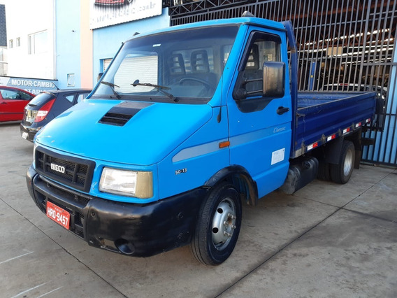Iveco Daily 5013 Turbo 2007 Com Carroceria Zerado