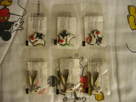 Straps Silvestre Y Bugs Bunny Para Celular De Plástico Nuevo