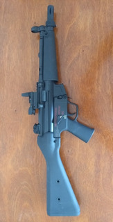 Airsoft Mp5 Hk Burst Mode Special Edition
