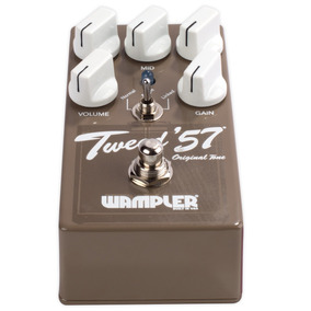 Pedal Wampler Tweed 57 Overdrive - Pedal Point