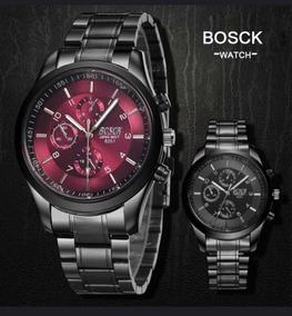 Relógio Masculino Bosck