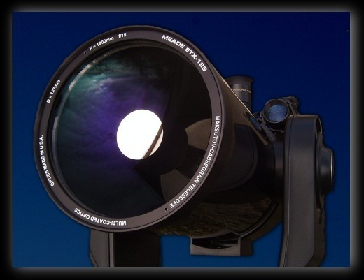 Telescópio Eletrônico Meade Etx 125 Goto Autostar Semi-novo