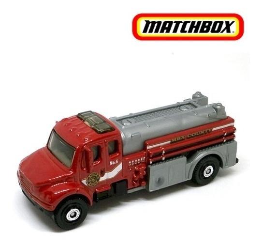 Camión Freightliner M2 106 - Escala 1/64 Aprox Matchbox