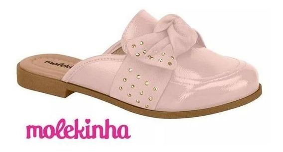 Sapato Mule Infantil