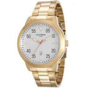 Relógio Mondaine Masculino 94967gpmvda2 Dourado