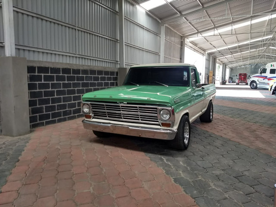 Ford Ford F100 1970 8cilindros