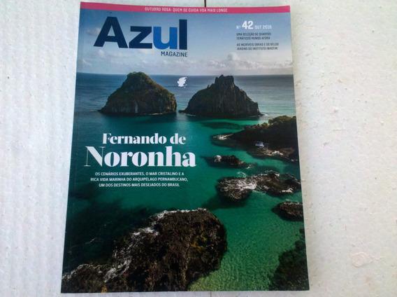 Azul Magazine Nº 42 Out. 2016 Fernando De Noronha