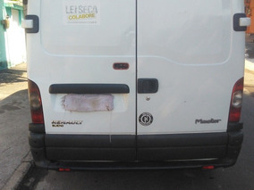 Renault Master 25dci Furgao