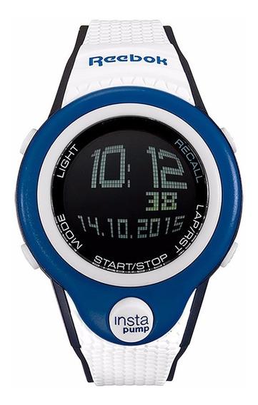 Reloj Reebok Pump Instapump Rc-pip-g9-plpw-bw - Tienda Of