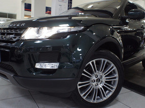 Land Rover Evoque Pure Tech 2014