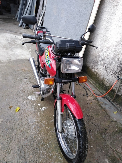 Honda Cg Titan