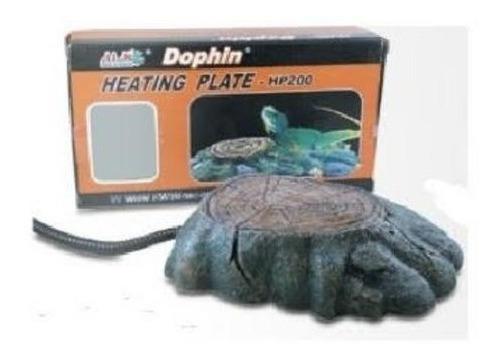 Rocha Aquecedora Répteis 19x12cm 8w 110v - Dophin