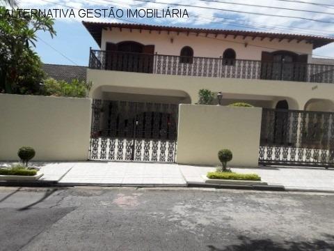 Casa Residencial Em São Paulo - Sp, Vila São Francisco - Cav0694