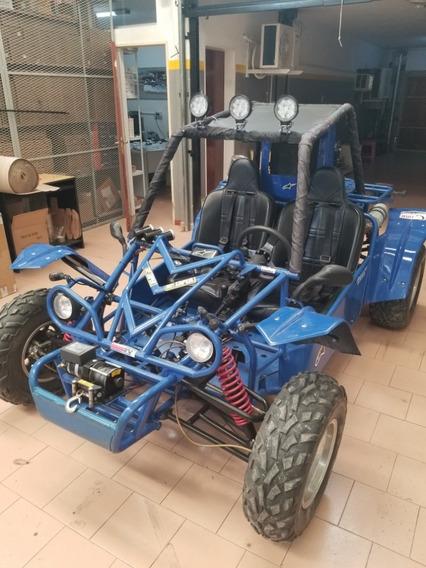 Utv Go Kart Kinroad Gk800 Traccion Integral 800cc Solo 300k