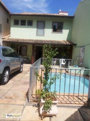 Casa Residencial À Venda Ou Permulta, Glória, Macaé. - Ca0118