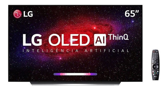 Smart Tv Oled 65 Polegadas LG Oled65cxpsa 4k Bluetooth Hdr