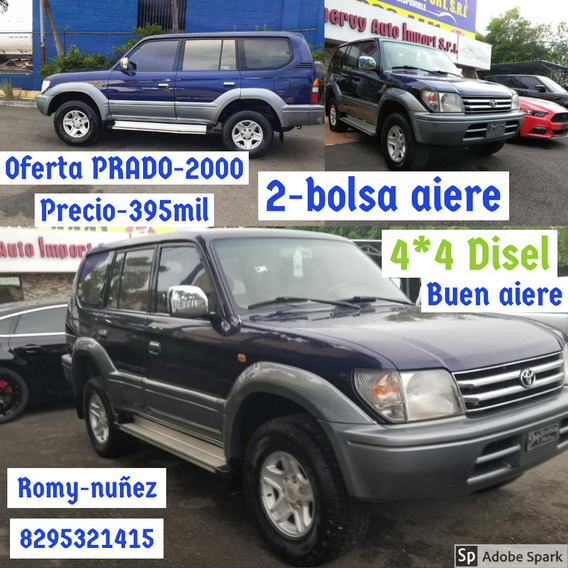 Toyota Prado Gasoil Americana