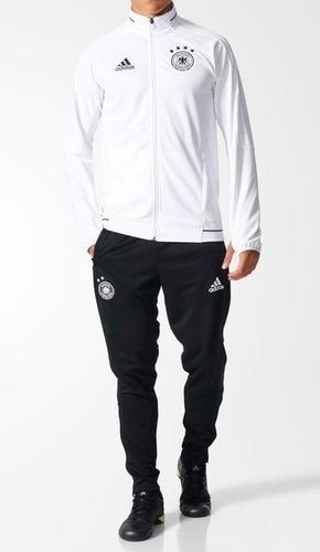 Medio Serpiente Fiel  Conjunto adidas Alemania Futbol Profesional Pantalon Campera | Mercado Libre