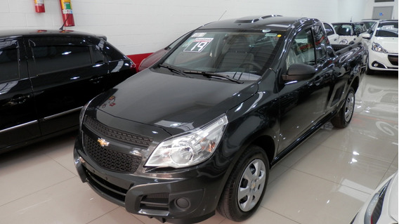 Chevrolet Montana 1.4 Ls Flex**2019**okm**completo**cavalcan