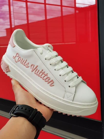 Tenis Louis Vuitton Dama