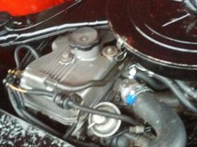 Mazda De Cajón Color Rojo Motor 2600