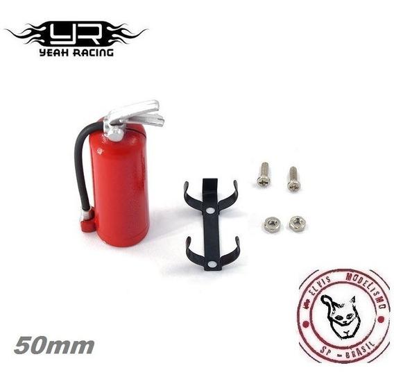 Acessórios P/ Bolha - Mini Extintor C/ Suporte 1/10 Crawler