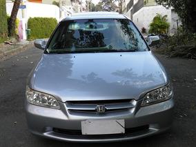 Honda Accord 2.3 Exr 4p Automático