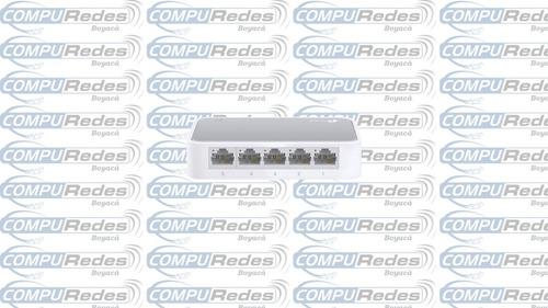 Imagen 1 de 3 de Switch Tp-link 5 Puertos 10/100 Mbps, Nuevo!