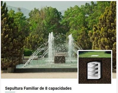 Mausoleo Familiar 8 Compartimientos Parque Del Recuerdo B7