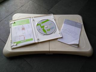Juego Original Wii Fit Usado (incluye Accesorio)