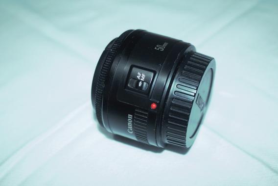 Lente 50mm Canon Usada