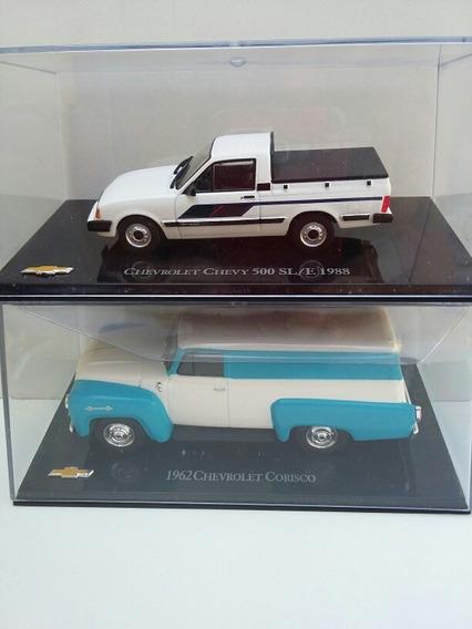 Miniatura Chevrolet Corisco + Chevy 1/43 Brasil