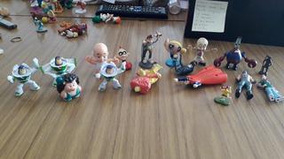 Lote Combo Varios Muñecos De Diversas Colecciones