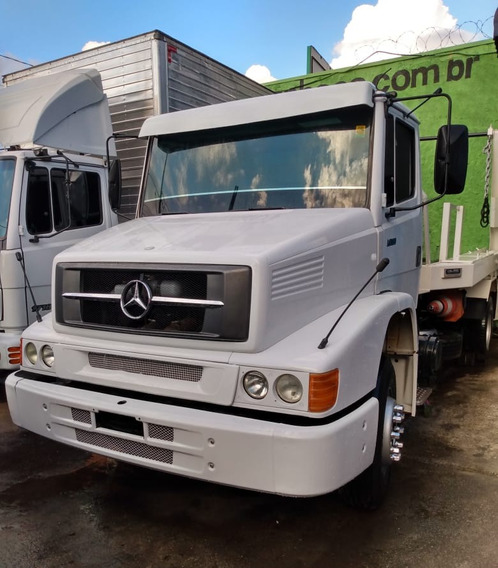 Mb1620 96/96 2 Dono Caminhao Impecavel Sem Datelhes Chassiss