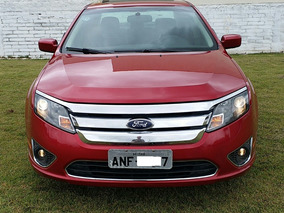 Ford Fusion 3.0 V6 Sel Awd Automatico - Teto - Pneus Novos