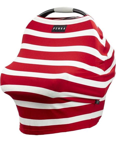 Capa Multifuncional Para Bebê Conforto E Carrinho Penka Lulu