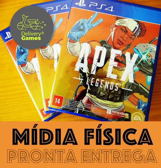 Apex Legends Lifeline Edition Ps4 Mídia Física Novo Lacrado