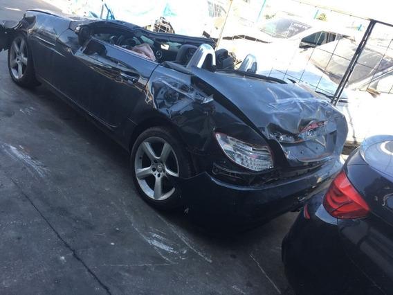 Mercedes Benz Slk 2012 Sucata Para Venda De Peças