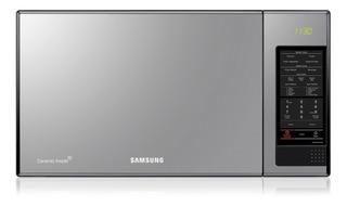 Microondas Samsung MS402MADXBB gris 40L 110V
