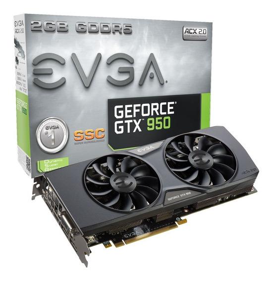 Evga Gtx 950 2 Gb Ddr5 + 16gb Ram Ddr3