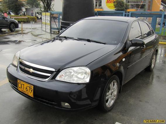 Chevrolet Optra 16l Mt 1.600 Aa