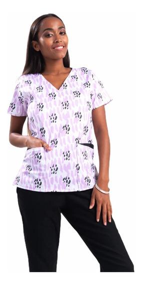 Ambo Medico Spandex Mujer Terzo Diseño Estampado Selene Spx