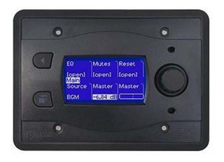 Bss Blu-10-blk | Touch Screen Programmable Remote Wall Con ®