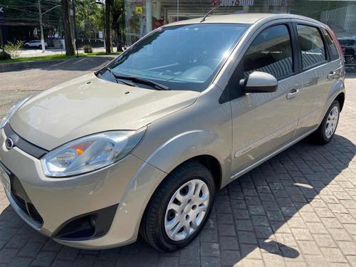Imagem 1 de 13 de Ford Fiesta 2014 1.0 Rocam Se Flex 5p