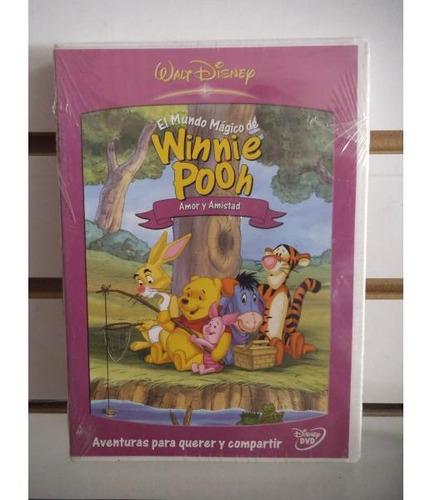 El Mundo Magico De Winnie Pooh Disney Dvd
