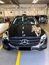 Mercedes Benz Clase Glc 300 4matic Atomático