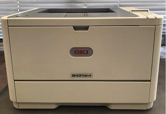 Impressora Oki B431dn - Revisada E Com Garantia