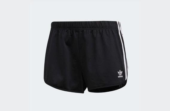 Shorts adidas Feminino 3 Str Preto