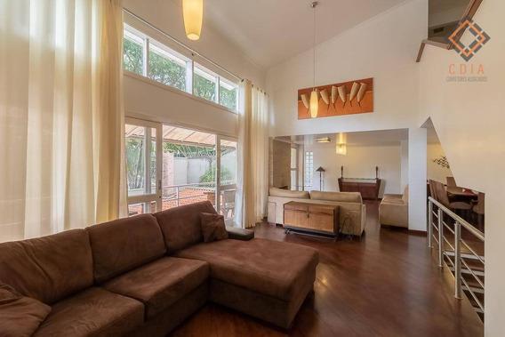 Casa Em Condomínio Fechado - Ca2468